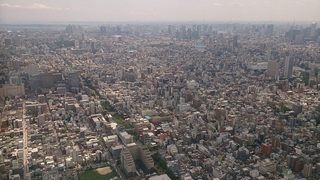 右上のって東京タワーかな?すげえ